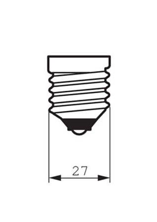 Żarówka LED Philips CorePro lustre 4-25W E27 827 250lm P45 Frosted